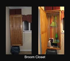 Closet Organizers Ideas Broom Closet To Save Your Old Tools Amazing Home Decor
