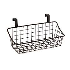 Cabinet Door Basket Spectrum Diversified Grid Storage Basket The