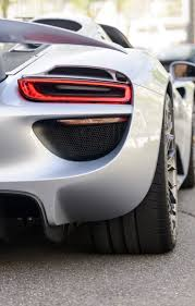 porsche 918 spyder white mobile hd wallpapers porsche 918 spyder sportcar white back