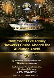 new year s family fireworks cruise aboard the audubon yacht
