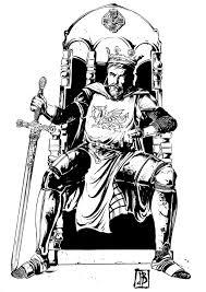 king arthur commission by silviodb on deviantart