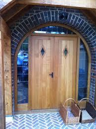 Oak Exterior Doors Enchanting Oak Front Doors Uk Contemporary Best Interior Design