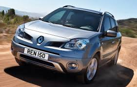 renault koleos renault koleos crossover prices announced for the uk