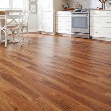 Trafficmaster Laminate Flooring Allure 6 In X 36 In High Point Chestnut Luxury Vinyl Plank