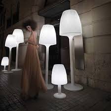 Outdoor Floor Lamps Vondom Vases Patio Lights Outdoor Light Floor Lamp
