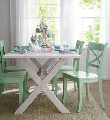 crate and barrel dining table set awesome picnic table contemporary dining room chicago by crate