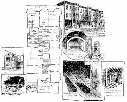 Practical Magic House Floor Plan 13 Houses With Secret Passageways Mental Floss
