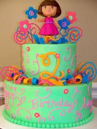 dora cake middle layer alone would be plenty for prissy plus
