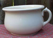 pot de chambre antique 1850 1899 antique ceramic porcelain chamber pots ebay