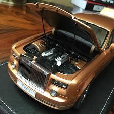replica rolls royce 1 18 kyosho rolls royce phantom extended wheelbase open clost car