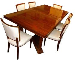 excellent art deco style dining room furniture images decoration