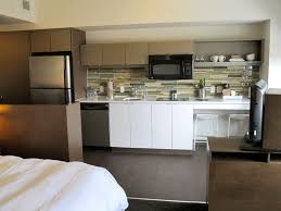 hotel room with kitchen decorating ideas contemporary unique with
