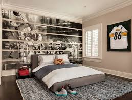 Best  Football Themed Rooms Ideas On Pinterest Boy Sports - Sports kids room