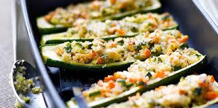 cuisiner des courgettes au four courgettes au four 10 astuces faciles et gourmandes femme actuelle