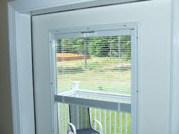 How To Fix Mini Blinds French Doors With Built In Blinds Between The Glass