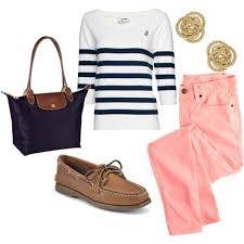 Nautical Theme Fashion - nautical spring best time to whip out the nautical theme
