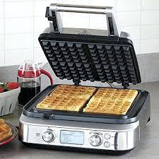 4 Slice Waffle Maker Breville Sandwich Bts400 – correlabs