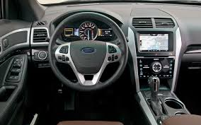 Ford Explorer Xlt 2013 - 2012 ford explorer interior photo 40863178 automotive com