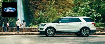 Ford Explorer Towing Capacity - 2016 ford explorer jacksonville nc