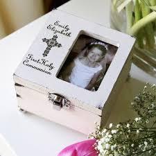personalized keepsake personalized communion cottage keepsake frame box the
