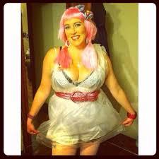 funny concept costume ideas trashbag plus it u0027s reallllly