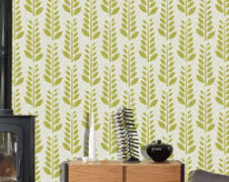 Home Made Wall Decor Reusable Leaves Wall Stencils Ls 03 Diy Home Made Wall