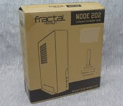 the fractal design node 202 case review mini itx gaming for the