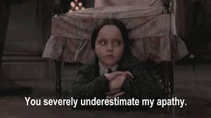 Wednesday Addams Meme - 18 times wednesday addams was the hero young girls needed