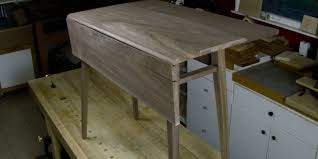 Drop Leaf Table Hardware Hinge Installation Archives The Hand Tool School