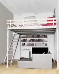 Diy Bunk Bed Diy Loft Bed Kit Expand Furniture
