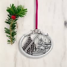 annual ornaments handcrafted in vermont danforth pewter