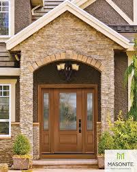 masonite fiberglass exterior doors exles ideas pictures masonite entry doors door design ideas