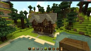 how to build a lakeside house in minecraft best lake 2017