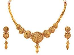 pendant necklace set images Meenaz jewellery gold plated jewellery set necklace for womens jpg