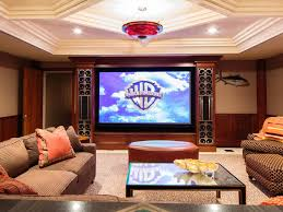 Home Theater Design Tips Ideas For Home Theater Design HGTV - Living room with home theater design