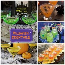 Halloween Birthday Ideas Halloween Cocktails U2013 A To Zebra Celebrations
