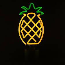Neon Desk Lamp Best 25 Pineapple Neon Light Ideas On Pinterest Neon Signs