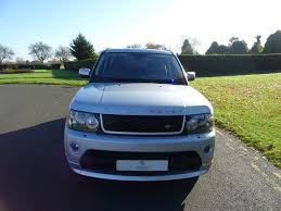Used Silver Land Rover Range Rover Sport For Sale Essex