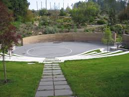 Botanical Gardens Ubc by Rammed Earth Is For Everyone Rammed Earth Ampitheatre At The Ubc