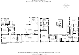 Typical Brownstone Floor Plan 7 Bedroom Detached House For Sale In Brookhill Lane Pinxton