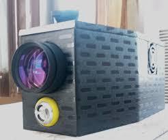 diy led projector v 2 0 4 steps