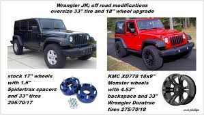 jeep rubicon offroad jeep wrangler jk 2007 to present off road modifications jk forum