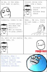 All Meme Faces And Names - le private le rage comics