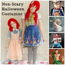 halloween costumes for girls scary fairmont blog fairmont five non scary diy halloween costumes