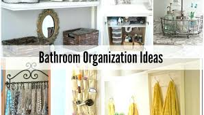 organizing bathroom ideas bathroom organization tips bathroom counter organization ideas small