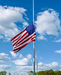 Mass Flag Flag At Half Mast To Mourn Las Vegas Shooting Victims