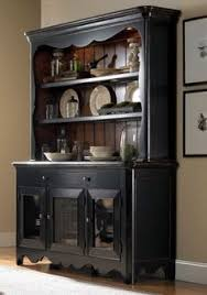 Black Buffet Hutch by Refinished Hutch Done Did Diy Pinterest Diy Furniture Redo