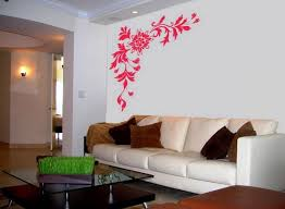 Wall Decals For Master Bedroom  Cool Wall Decals For Bedroom - Flower designs for bedroom walls
