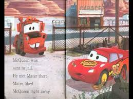 cars driving buddies reader book
