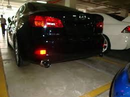 lexus hks hi power exhaust m7 t titan sports axleback exhaust clublexus lexus forum